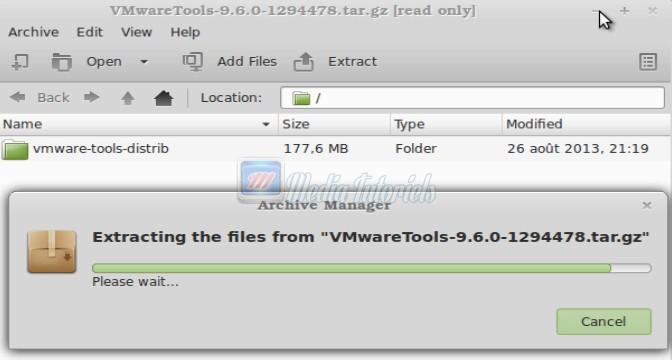 Install linux mint vmware tools | Peatix