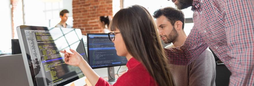 Création et développement de sites web
