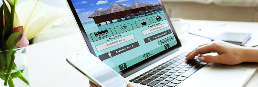 créateur de site dédié à l'hôtellerie