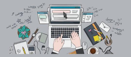 création de votre site internet